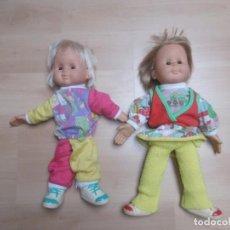 Muñecas Españolas Modernas: PAREJA DE MUÑECOS O MUÑECAS DE JESMAR PENIQUE. Lote 226845315