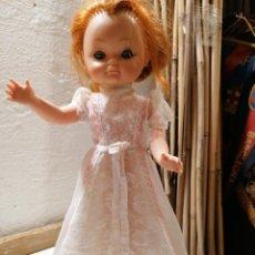 Bonecas Espanholas Modernas: RARA MUÑECA DE MOLDE PARECIDO AL DE NANCY. Lote 232406440