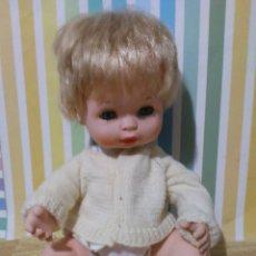 Muñecas Españolas Modernas: BABY MOCOSETE DE TOYSE AÑOS 70-80. Lote 233920375