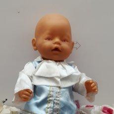 Muñecas Españolas Modernas: BABY BORN. Lote 234520035