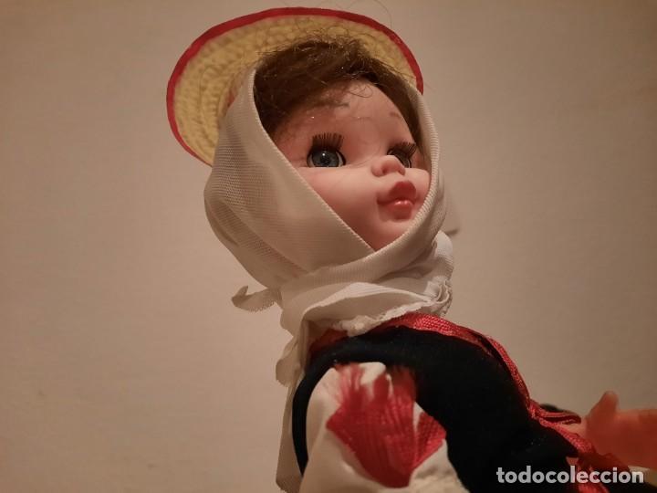 Muñecas Españolas Modernas: Muñeca con Traje Típico Canario, Traje de Maga - Foto 2 - 236469435