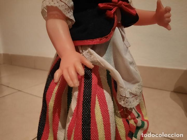 Muñecas Españolas Modernas: Muñeca con Traje Típico Canario, Traje de Maga - Foto 3 - 236469435