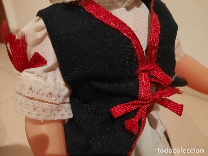 Muñecas Españolas Modernas: Muñeca con Traje Típico Canario, Traje de Maga - Foto 5 - 236469435
