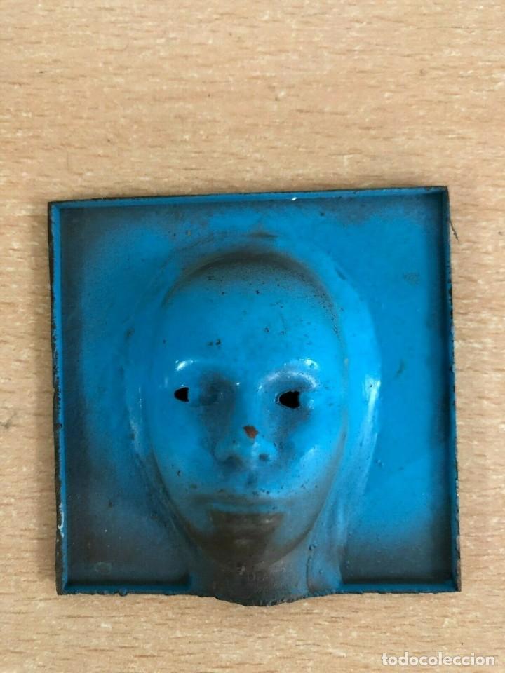 Muñecas Españolas Modernas: 7. Muñeca SINDY Florido Molde Original Blue para pintar Ojos painting mould - Foto 2 - 237138935