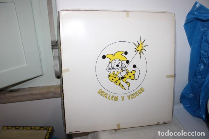 Muñecas Españolas Modernas: caja vacia de roupita la Muñeca Lissi de Guillem y Vicedo - Foto 2 - 240096105