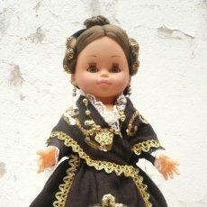 Muñecas Españolas Modernas: MUÑECA CHARRA MARCADA A.BORDERA ONIL 30. Lote 240413300