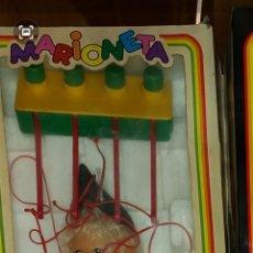 Muñecas Españolas Modernas: MARIONETA TOY COLOR. Lote 241526325