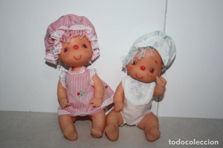 ANTIGUAS MUÑECAS ESPAÑOLAS. (Juguetes - Otras Muñecas Españolas Modernas)