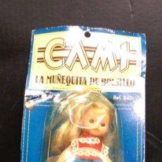 Muñecas Españolas Modernas: CAMI LA MUÑEQUITA QUE CAMINA DE MUÑECAS B.B.. Lote 241804345