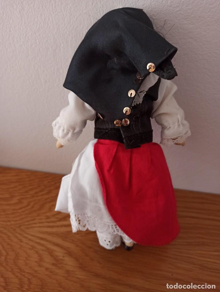 Muñecas Españolas Modernas: MUÑECA DE PORCELANA. COLECCION MUÑECAS DEL MUNDO . RBA EDICIONES GRECIA - Foto 6 - 244851975