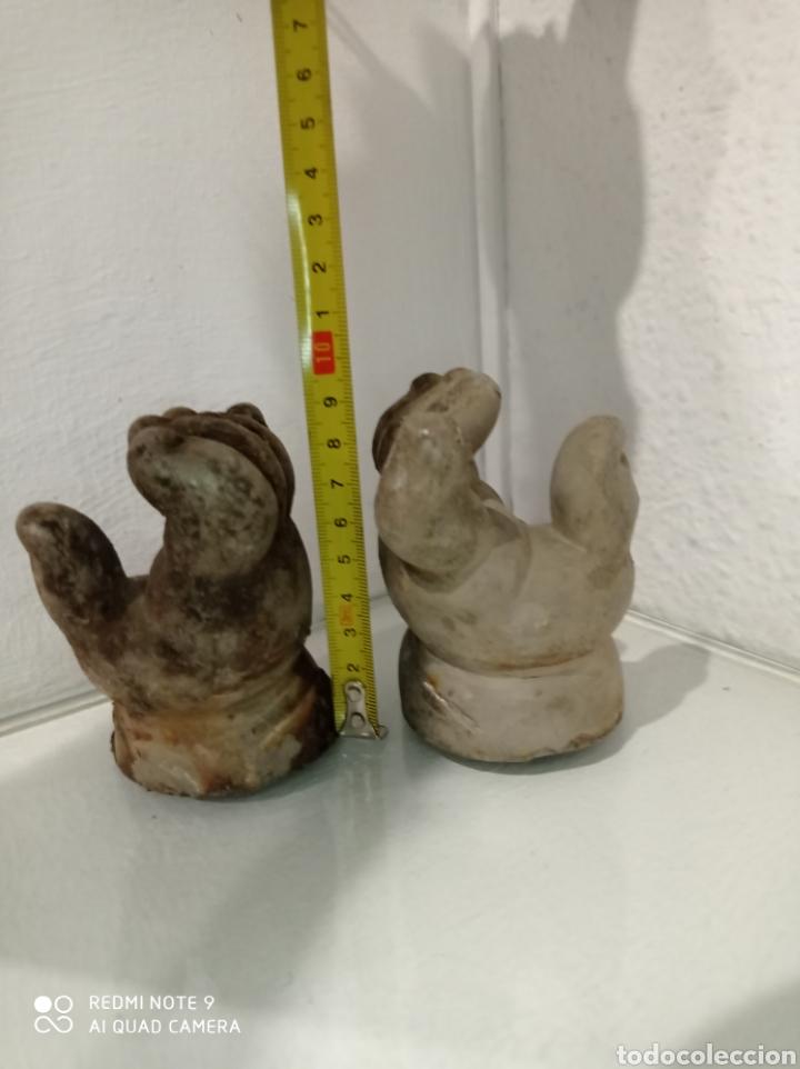 Muñecas Españolas Modernas: Antiguo molde de níquel de manos de muñeca pocas pecas de Feber, Famosa. año 1992. - Foto 5 - 252562815