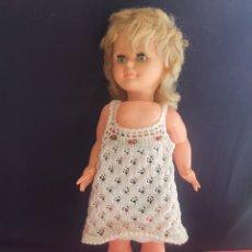 Bonecas Espanholas Modernas: MUÑECA ANTIGUA. Lote 254204935