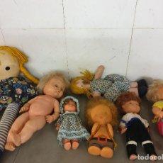 Muñecas Españolas Modernas: LOTE MUNECAS. Lote 254455730