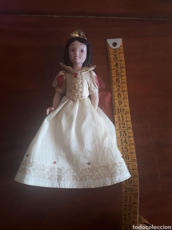 Muñecas Españolas Modernas: Muñeca porcelana Blancanieves Disney - Foto 4 - 254654600