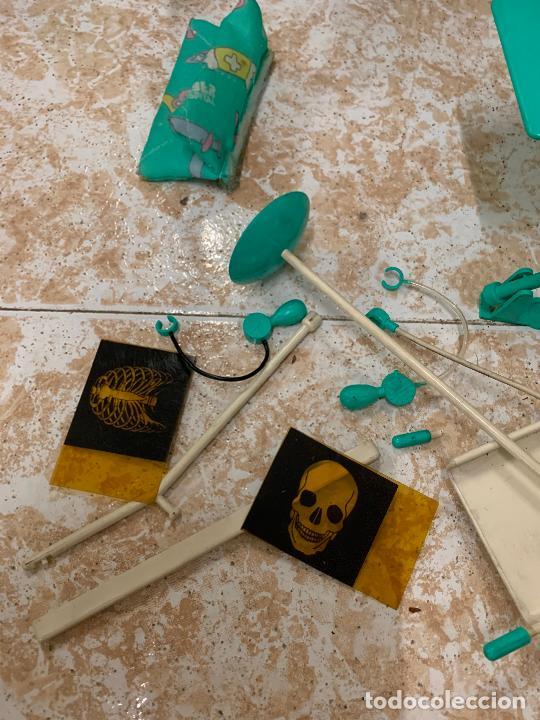 Muñecas Españolas Modernas: DIFÍCIL UVI MÓVIL o AMBULANCIA DE LA MUÑECA CHABEL original DE FEBER - UVIMOVIL. equipada, ver fotos - Foto 7 - 261121225
