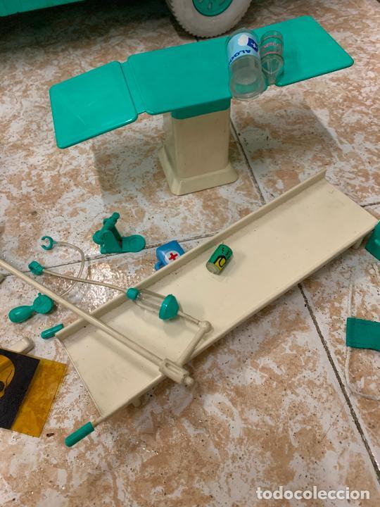 Muñecas Españolas Modernas: DIFÍCIL UVI MÓVIL o AMBULANCIA DE LA MUÑECA CHABEL original DE FEBER - UVIMOVIL. equipada, ver fotos - Foto 8 - 261121225