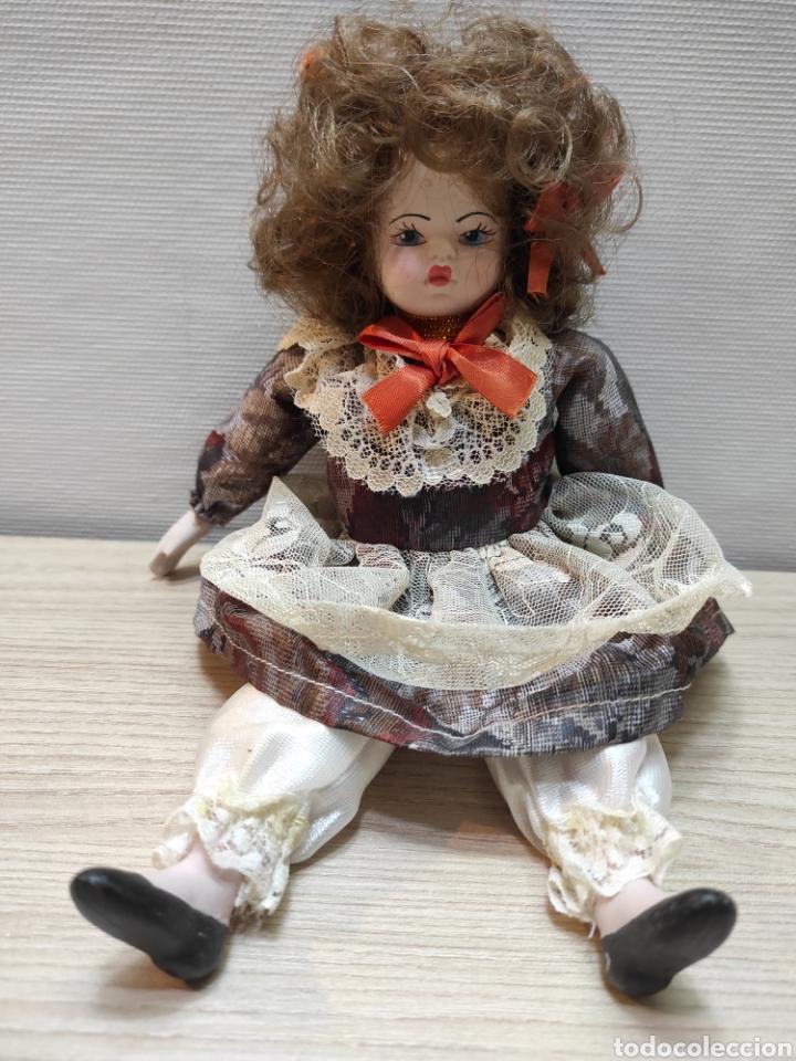 MUÑECA PORCELANA (Juguetes - Otras Muñecas Españolas Modernas)
