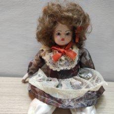 Muñecas Españolas Modernas: MUÑECA PORCELANA. Lote 261897635
