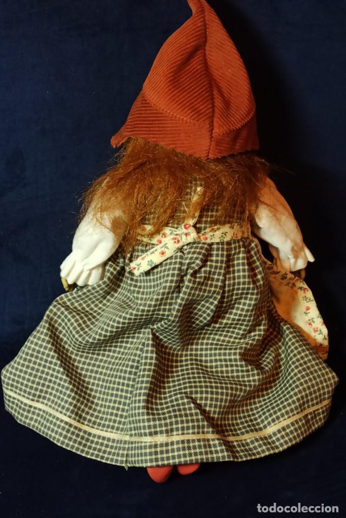 Muñecas Españolas Modernas: Muñeca Elfo de Pep Catala Nimrodela de 28 cm. - Foto 4 - 263002320