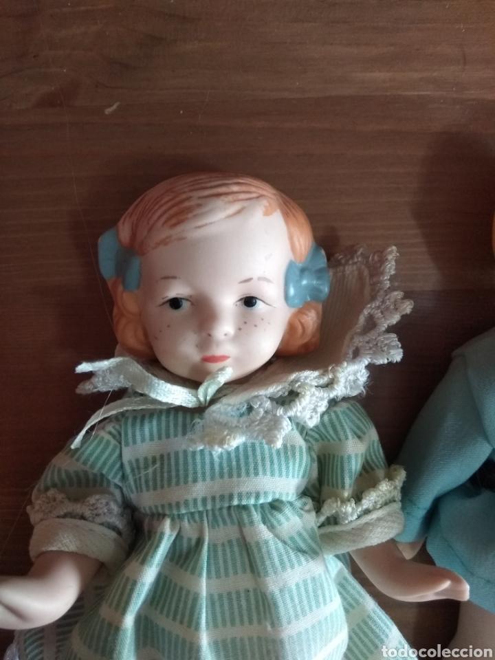 Muñecas Españolas Modernas: muñecas porcelana - Foto 2 - 264185208