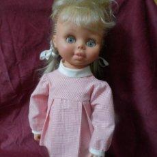 Bambole Spagnole Moderne: MUÑECA COLEGIALA DE JESMAR VESTIDA COMPLETAMENTE CON ROPA ORIGINAL. Lote 266948709
