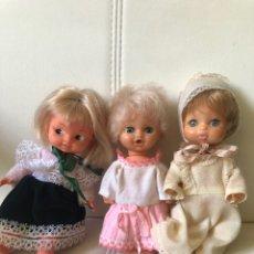 Muñecas Españolas Modernas: LOTE JESMARIN JESMARINA Y MUÑECA BERJUSA. Lote 267465104