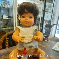 Muñecas Españolas Modernas: ANTIGUA MUÑECA REMILGOS. ICSA. AÑO 1968. VER FOTOS. Lote 268827714