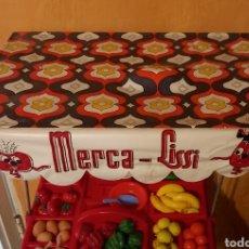 Muñecas Españolas Modernas: ANTIGUO MERCA LISSI DE GUILLEM Y VICEDO MERCADO VERDULERIA FRUTERIA. Lote 269464538