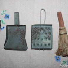 Muñecas Españolas Modernas: ANTIGUOS JUGUETES DE METAL - MEDIDA VER FOTOS. Lote 270960468