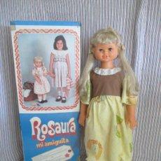 Muñecas Españolas Modernas: ROSAURA, DE JESMAR, MUÑECA GRAN TAMAÑO EN SU CAJA A ESTRENAR. Lote 274936568