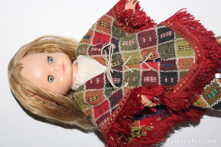 Muñecas Españolas Modernas: Muñeca Bambinela de Alfonso - con su ropita Vintage- años 60/70 - buen estado - 40cm - Foto 2 - 276180233