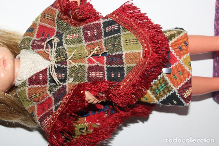 Muñecas Españolas Modernas: Muñeca Bambinela de Alfonso - con su ropita Vintage- años 60/70 - buen estado - 40cm - Foto 3 - 276180233