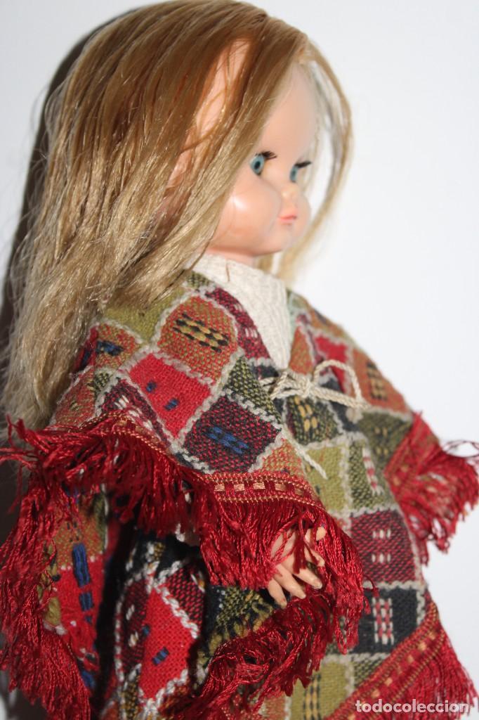 Muñecas Españolas Modernas: Muñeca Bambinela de Alfonso - con su ropita Vintage- años 60/70 - buen estado - 40cm - Foto 12 - 276180233