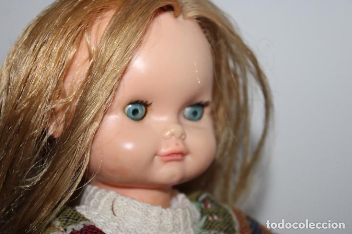 Muñecas Españolas Modernas: Muñeca Bambinela de Alfonso - con su ropita Vintage- años 60/70 - buen estado - 40cm - Foto 13 - 276180233