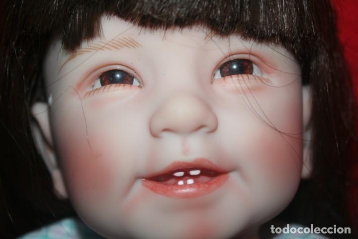Muñecas Españolas Modernas: muñeca bebe tipo reborn - Foto 5 - 278346338