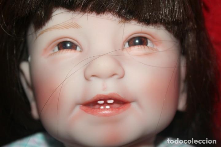 Muñecas Españolas Modernas: muñeca bebe tipo reborn - Foto 6 - 278346338