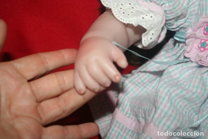 Muñecas Españolas Modernas: muñeca bebe tipo reborn - Foto 10 - 278346338