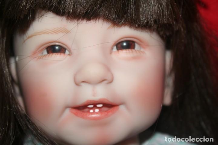 Muñecas Españolas Modernas: muñeca bebe tipo reborn - Foto 17 - 278346338