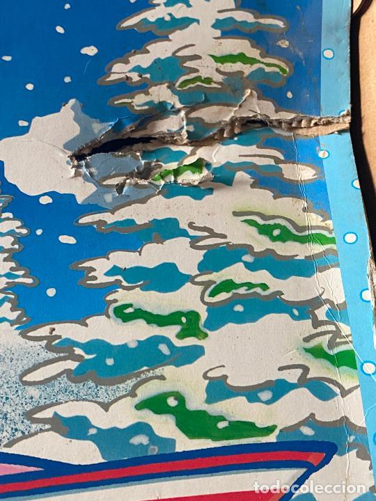 Muñecas Españolas Modernas: Chabel y Danny Sol y Nieve Conjunto Set con moto acuática – trineo 1989 Feber Nuevo en caja - Foto 7 - 278693158