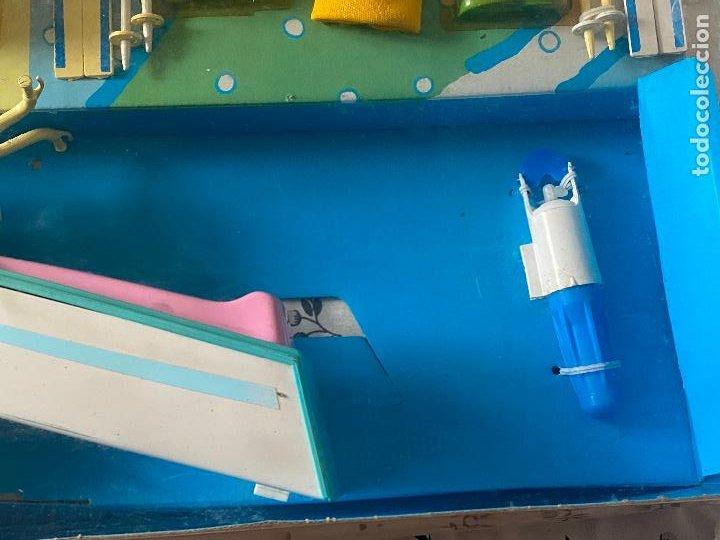 Muñecas Españolas Modernas: Chabel y Danny Sol y Nieve Conjunto Set con moto acuática – trineo 1989 Feber Nuevo en caja - Foto 10 - 278693158
