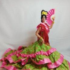 Muñecas Españolas Modernas: MUÑECA DE MARIN DE 27 Nº2 NUEVA EN CAJA LA TARANTA. Lote 285523483