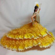 Muñecas Españolas Modernas: MUÑECA DE MARIN DE 27 Nº4 NUEVA EN CAJA LA CALETA. Lote 285523833