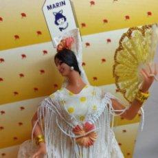 Muñecas Españolas Modernas: MUÑECA DE MARIN DE 27 Nº8 NUEVA EN CAJA ALEGRIA. Lote 285524648