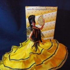 Muñecas Españolas Modernas: MUÑECA DE MARIN DE 32 CM Nº10 NUEVA EN CAJA BOLERO. Lote 285526133
