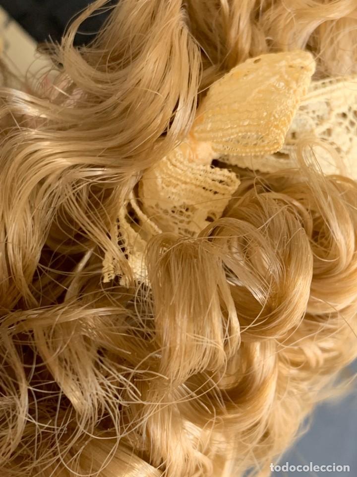 Muñecas Españolas Modernas: MUÑECA PORCELANA MARCA FANAS ARTESANOS PINTADA MANO 29X12X6CMS - Foto 21 - 287684118