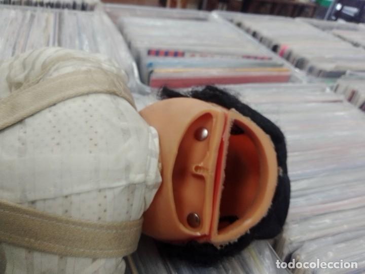 Muñecas Españolas Modernas: ANTIGUO MUÑECO VENTRILOCUO MACARIO PERSONAJE DE JOSE LUIS MORENO - . ORIGINAL AÑOS 80 - Foto 5 - 287853218