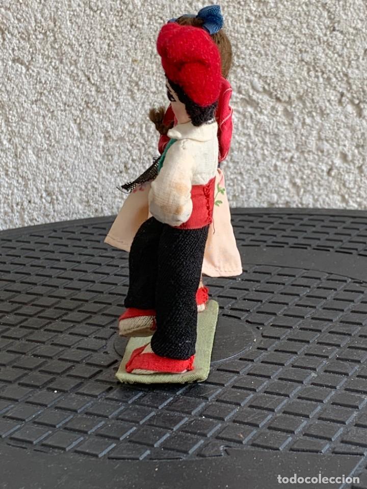 Muñecas Españolas Modernas: MUÑECOS REGIONALES TELA CHICA CHICO 11X12X3CMS - Foto 5 - 287999683
