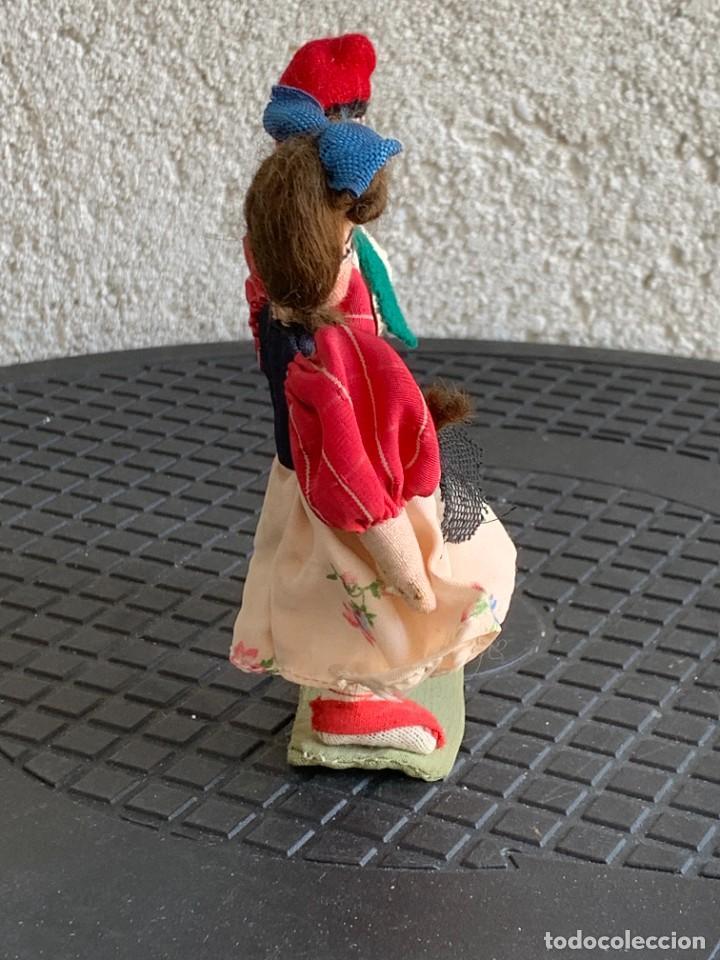 Muñecas Españolas Modernas: MUÑECOS REGIONALES TELA CHICA CHICO 11X12X3CMS - Foto 6 - 287999683