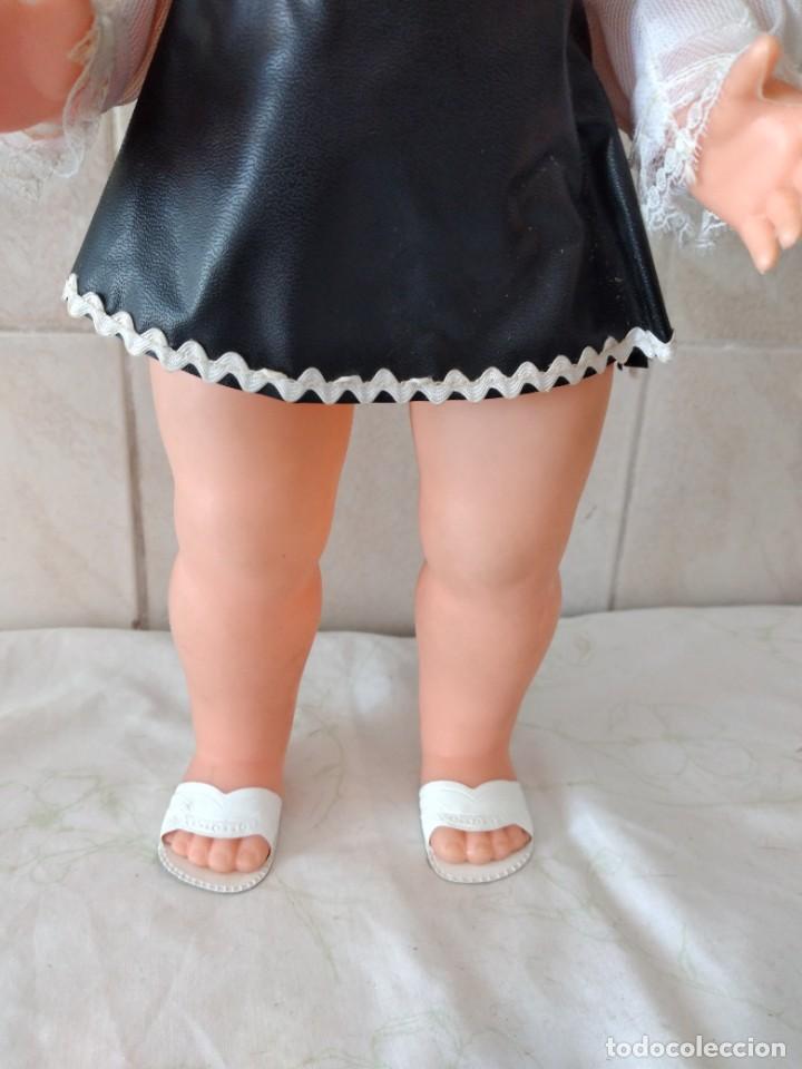 Muñecas Españolas Modernas: Preciosa muñeca cordobesa, pelirroja ojos durmientes. años 70 - Foto 5 - 288602968