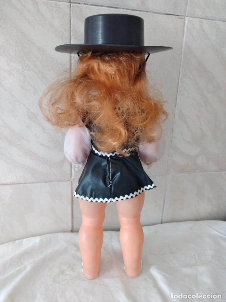 Muñecas Españolas Modernas: Preciosa muñeca cordobesa, pelirroja ojos durmientes. años 70 - Foto 7 - 288602968